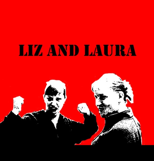 Liz-and-Laura-Che taller