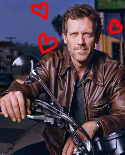 Sexy Hugh Laurie NRF